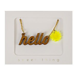 'Hello Sunshine' Necklace