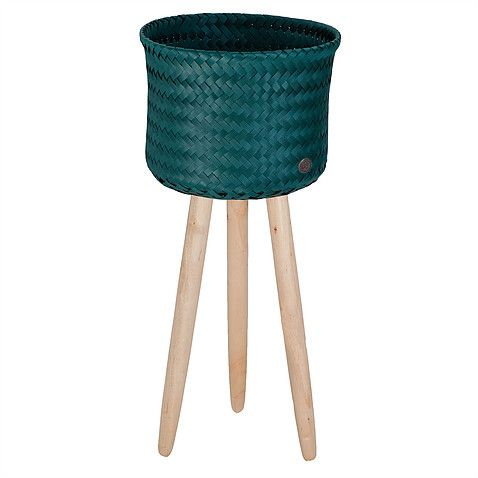 Up High Storage Basket/Planter - Teal